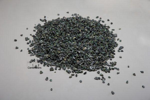 "Skalda ""Elbrus Verde"" fr. 8-11 mm, žalia (šlapia) www.ponasakmuo.lt"