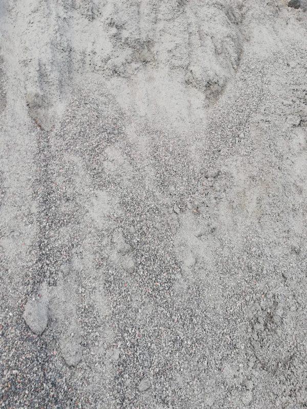 Granito atsijos fr. 0-2mm www.ponasakmuo.lt