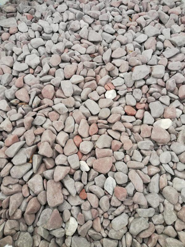 "Dekoratyviniai akmenukai ""BORDEAUX"" fr. 20-40 mm www.ponasakmuo.lt 1"