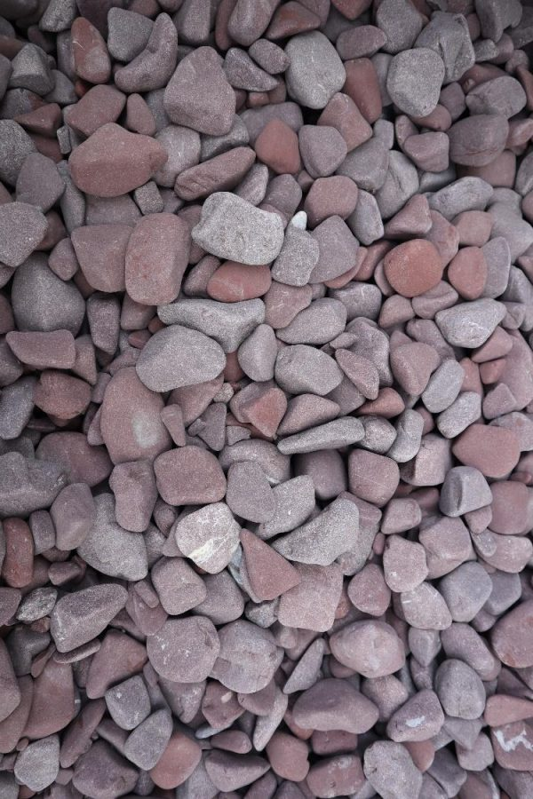 "Dekoratyviniai akmenys ""BORDEAUX"" fr. 20-40 mm www.ponasakmuo.lt"