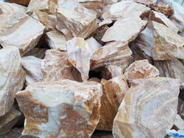 """Dekoratyviniai akmenys """"Riviera"""" fr. 10-20 cm www.ponasakmuo.lt"""